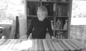 Curtain Lady, workshop